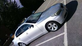 2005 BMW 530D full leathers, built in sat nav ect... long mot