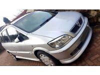 Vauxhall Zafira 2004 2.0 dti