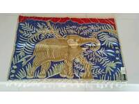 BRAND NEW 100%AUTHENTIC HAND CRAFTED WALL HANGINGS/RUGS.
