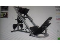 Bodymax cf800 leg press hack squat