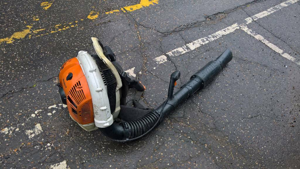 Stihl br600 magnum petrol leaf blower for sale | in South Ockendon, Essex |  Gumtree