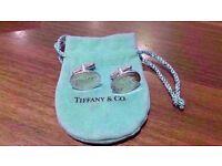 Tiffany & Co Cufflinks.