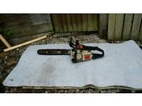 Stihl 012AV petrol chainsaw