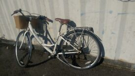 VITESSE TREKKING STYLE CITY BIKE 6 SPEED 28 INCH WHEEL AVAILABLE FOR SALE