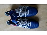 football boots size 10 leather