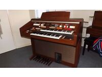 Technics E66 electric organ