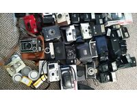 Job lot of camera's
