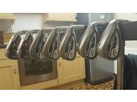 Callaway xr 6-p irons / taylormade 4&5 irons and taylormade hybrid