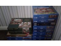 Jigsaw puzzles x14 all 1000 pieces.
