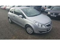 Vauxhall Corsa 1.0 i 12v Life 3dr, FSH, HPI CLEAR, WILL COME WITH 12 MONTHS MOT, P/X WELCOME