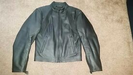 Dainese Leather Motorcycle jacket small