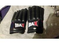 Max Sparring Gloves.