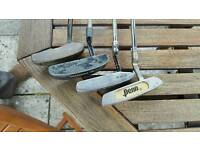 4 Putters