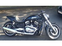 Harley-Davidson 'Night Rod' VRSCD 2007 (07 reg) 1131cc. Nice modifications, original parts included