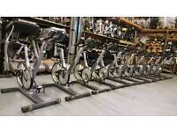 10x KEISER M3 SPINNING BIKES 3RD GENERATION for sale  Northamptonshire