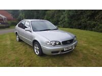 TOYOTA COROLLA 1.4 GS FULL 12 MONTH M.O.T (NONE PREVIOUS OWNER)