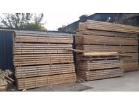 Tanalised Timber 8 x 2 @ 5m length and various other lengths all brand new undamaged