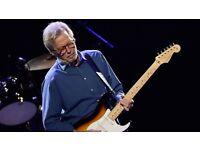 1 Ticket VIP Eric Clapton Royal Albert Hall - 24th May 2017