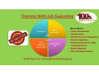 Training with Job Guarantee -Comptia A+, Windows-7, Windows Server 2012 MCP, CCNA