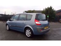 7 SEATER RENAULT GRAND SCENIC AUTOMATIC IN EXCELLENT CONDITION. LONG MOT. 1 PREVIOUS OWNER. 2 KEYS