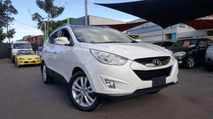 2012 Hyundai IX35 Highlander Petrol SUV  #1092 Revesby Bankstown Area Preview