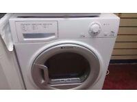 Hotpoint A+class 8Kg Condenser Dryer in good working order £ 74