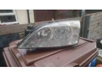 Ford Mondeo headlights