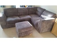 DFS Boom corner sofa