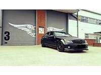 Mercedes c class amg