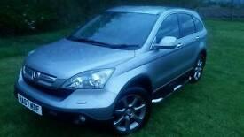 **Honda CRV ES I-CTDI HUGE SPEC!!