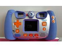 VTech Kidizoom Plus Digital Camera (Blue)