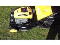 petrol mower rear roller