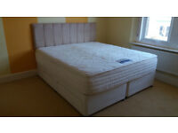 SUPERKING SIZE DIVAN BED