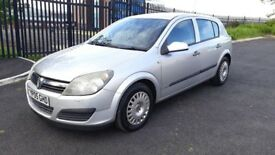 2005 New Shape Vauxhall Astra 1.4 5 Door / Low Miles / Long MOT