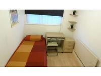 Single room in Canary Wharf