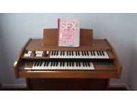 Wurlitzer Electric Organ