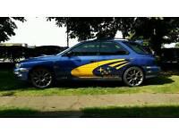 Subaru impreza turbo wagon