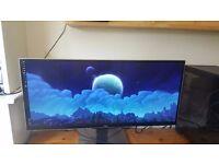 Ultrawide monitor 3440 by 1440 AOC U3477PQU 34 inches
