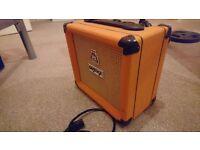 Orange Guitar Amp (Crush)