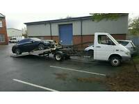 vehicle recovery breakdown tilt and slide sports classic non runner damaged scrap car m62 m606 m1 a1