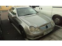 Mercedes C180 Kompressor SE 2003 MUST BE SEEN