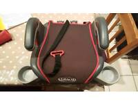 Perfect condition Graco booster seat