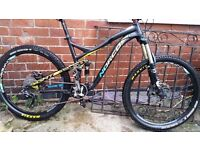 norco sight swap ( not orange lapierre specialized giant)