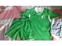 Leckhampton Rovers FC kit (XS)