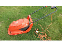 Flymo - Electric hover mower - Hardly used