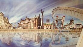 large Newcastle Upon Tyne picture
