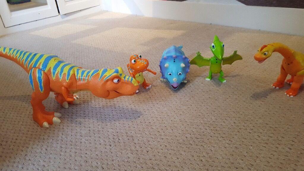 Dinosaur Train InterAction set