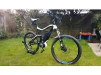 Electric Bike Haibike XDURO Fullseven Enduro Large 55cm MTB eBike