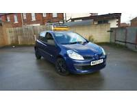 2008 57 RENAULT CLIO 1.2 EXPRESSION 3 DOOR HATCHBACK