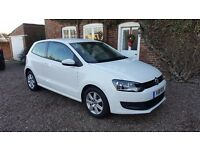 Volkswagen Polo 1.4 SE 3dr, 54,000 miles, great condition, sad to be selling!